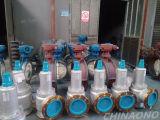 탄소 강철 Wcb Flnage 또는 나사 유형은 충분히 안전 밸브를 닫는다