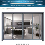 Puertas excelentes del aluminio de la calidad de la marca de fábrica Top10
