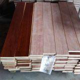 plancher en bois conçu de noix noire de 15mm