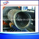 철 타원형 관 금속 합금 타원형 관 라운드 관 CNC 플라스마 또는 프레임 절단기