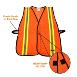 3-Layer Mesh Reflective Vest Чили