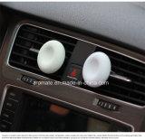 Rodada Ceramic Perfume Car saída de ar ambientador (AM-81)