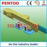 Le ventilateur de qualité partie la chaîne de production d'enduit de poudre