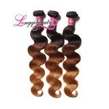 Волосы Ombre Non химически первоначально реальной девственницы бразильские
