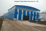 Diseñado para Africa Market Workshop Estructura de acero