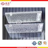 Freies Polycarbonat geprägtes Blatt für die Verzierung des Fenster-Daches