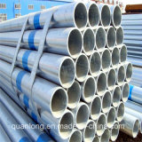 Sizes differente Hot Galvanized Steel Pipe per Building