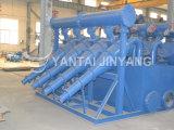 Separatore dell'idrociclone della macchina d'estrazione del ferro