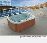 STATION THERMALE extérieure de tourbillon de baignoire de massage de conception de système spécial de balboa (M-3328)