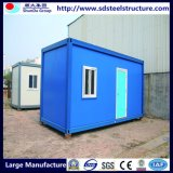 Entreposage en extraterritorial récipient d'expédition d'accommodation de Chambre modulaire mobile