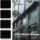 敷石または床または壁のクラッディングのための中国の白いですか灰色か黒くか赤くまたはピンクまたはベージュ花こう岩のタイル