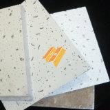 A placa do teto da fibra vendeu em India, filipino, o Chile (12mm)