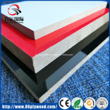 5mm 18mm One / Two Side Laminé Melamine MDF Board for Furniture