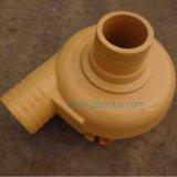 Pièce de pompe centrifuge de pièce de pompe à eau avec peint
