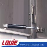 cylindre de gaz de longueur de 350mm/amortisseur avec le constructeur de bille en métal