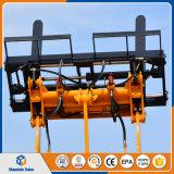Chargeur hydraulique de roue de la fourche 1500kg de palette avec de grandes roues
