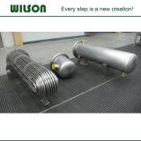 ステンレス鋼の管シートの熱交換器