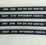 Hydraulische Slang van Hoge druk 853 SAE100 van DIN de Engelse R2at