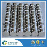 N35h de Magneten van het Neodymium van de Boog van het Nikkel (a-006)