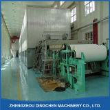 tipo 15t/D linha crescente de 2880mm de produção do papel de tecido do toalete