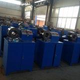 Máquina de friso da mangueira trançada automática do fio 4sp de aço do ISO 1/8-2 do Ce ''