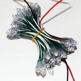 12mm/Green DC5V/DC12V que anuncia o pixel claro impermeável do diodo emissor de luz