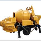 Mélangeur concret duré de produits d'approvisionnement d'usine de la technologie Jbt30 avec la pompe