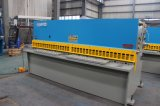 Máquina de corte hidráulica da fábrica QC12y-4X4000 de Mvd do motor de Siemens
