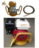 Vibrador de hormigón con motor de gasolina