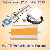 Aumentador de presión de la señal del teléfono celular de Zboost para la cobertura de los datos de 4G Lte