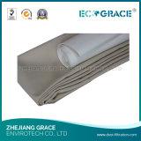 Sacchetto filtro elettrostatico di PPS del collettore di polveri del tessuto filtrante