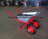 Ferramenta de jardim de aço resistente Heavy Wheel