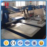 Máquina de impressão automática oval da tela de 12 cores