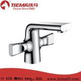 Faucet popular da bacia de dois punhos do projeto novo (ZS67103)