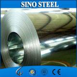 O revestimento de zinco do soldado de Z40 SGCC galvanizou a bobina de aço para o painel elétrico Home