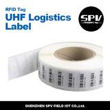 RFID Logistik-verpackenaufkleber-Ausländer H3 H4