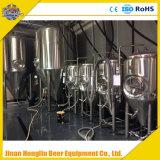 30bbl per strumentazione della fabbrica di birra della birra del riscaldamento di vapore di giorno
