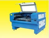 Gravador do laser da máquina de estaca do laser do CO2 de Hotsale para o couro de matéria têxtil