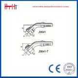 (20641/20641-T) 45degreeメートル女性60度の円錐形のホースフィッティング