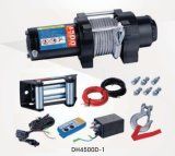 12V 4500lb Small ATV Electric Winch