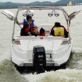 Fábrica caliente de China del barco del deporte de la persona de la venta 4