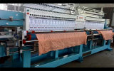 コンピュータ化された32ヘッドキルトにする刺繍機械