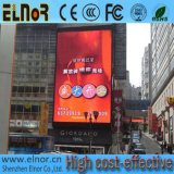 屋外のTraffic Advertizing High Brightness P10 LED Billboard