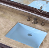 Cupc Bescheinigung rechteckige Undermount keramische Badezimmer-Wanne (SN017)