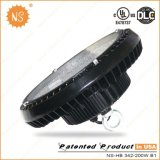 ULのcULのDlc IP65 200W LEDの保証5年のの産業照明UFO