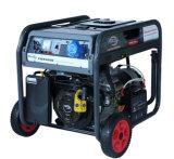 중요한 시작 휴대용 힘 가솔린 발전기 세트