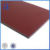 Comitato composito di alluminio materiale della parete