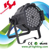 54PCS*3W RGBW imperméabilisent le PAIR de LED