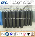 Cilinder van het Staal van de Stikstof van de Zuurstof van het Argon van de Kooldioxide van de Hoge druk van de lage Prijs 50L De Naadloze