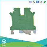 Utl 2.5mm2 Massen-Verbinder-elektrischer Bodenblock Jut1-2.5PE